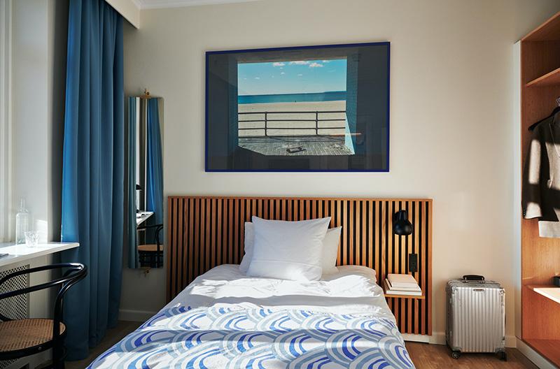Décorez comme le Coco hotel à Copenhague ! // Single room