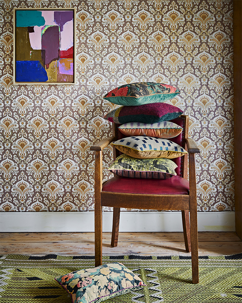 Back seventies pour la collection HK living 20/21 // Collection Doris pour HK Living