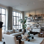 Le loft de Lotta Agaton, perfection d'un certain style scandinave