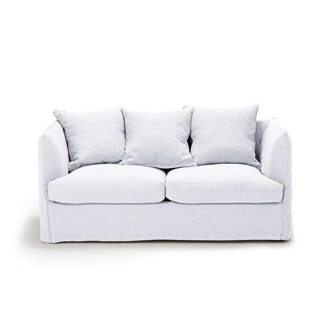 Canapé en lin, Néo Chiquito sur Ampm