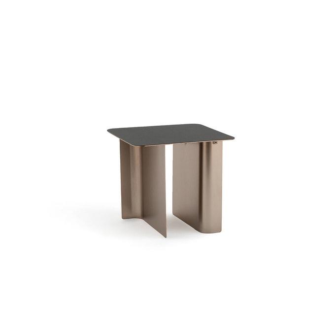 Table basse linoléum, Tanya sur Ampm