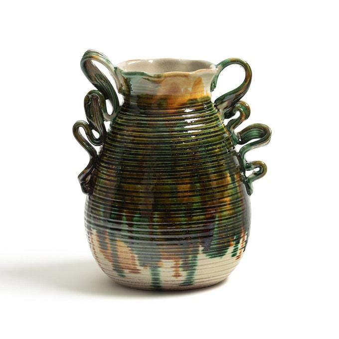 Vase en faïence émaillée, Sitges sur Ampm