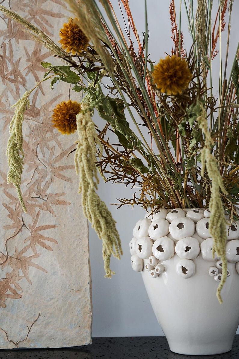 Catalogue Ampm été 2021 - Vase en grès, Recif