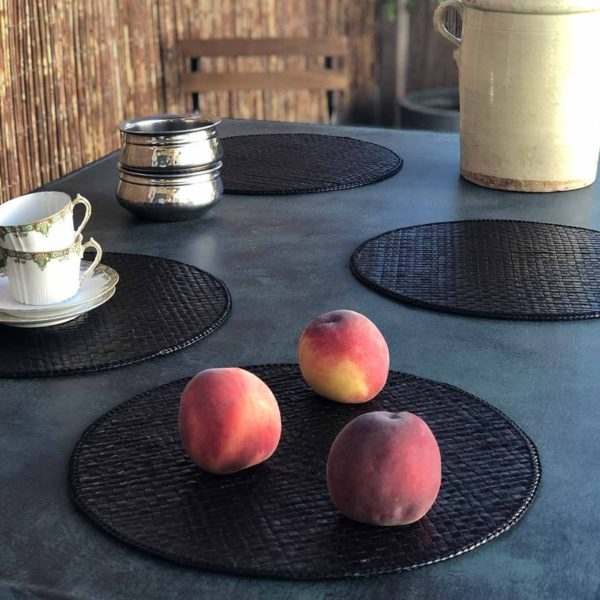 Set de table en pandan, Wayan - Casatera
