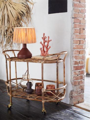 Table console bambou - Madam Stoltz