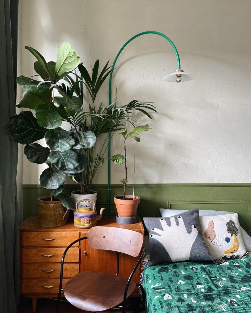 Pour un intérieur stylé, offrez-vous un beau luminaire design ! // @herz.und.blut
