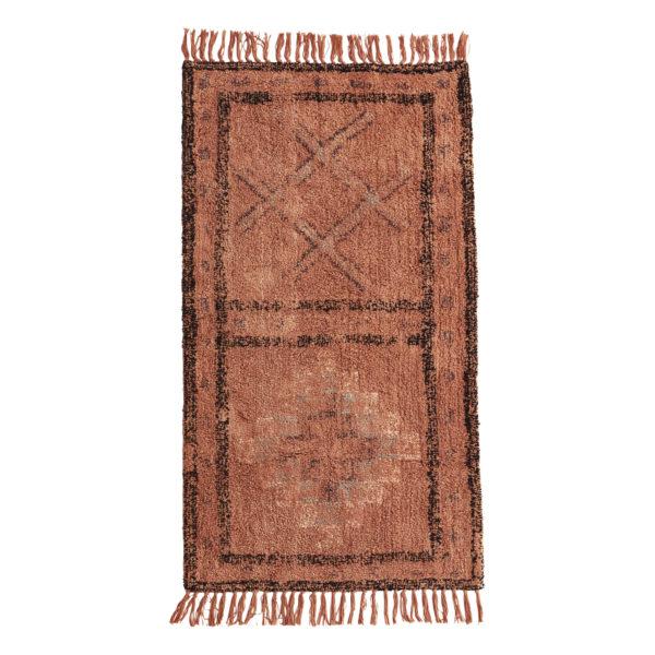 Tapis en coton, en 70x140 cm - Madam Stoltz