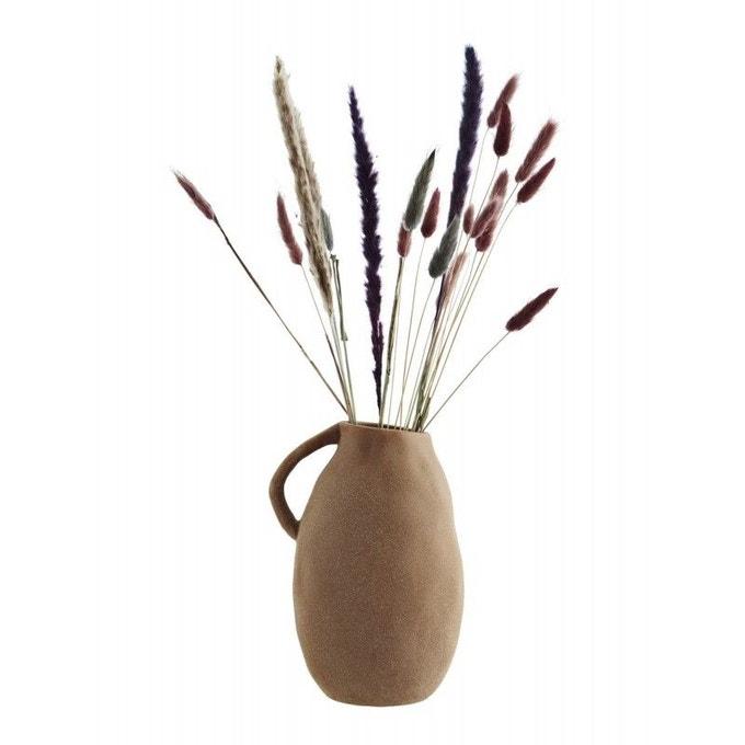 Vase style rustique grès - Madam Stoltz