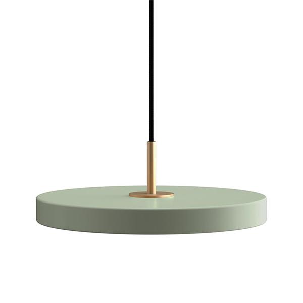 Suspension en Acier, Asteria, design : Soren Ravn Christensen pour Umage