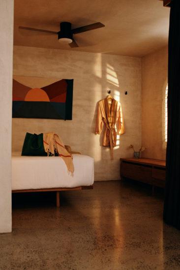 The Sunseeker, un hôtel vintage rétro à Byron Bay // Ambiance rétro