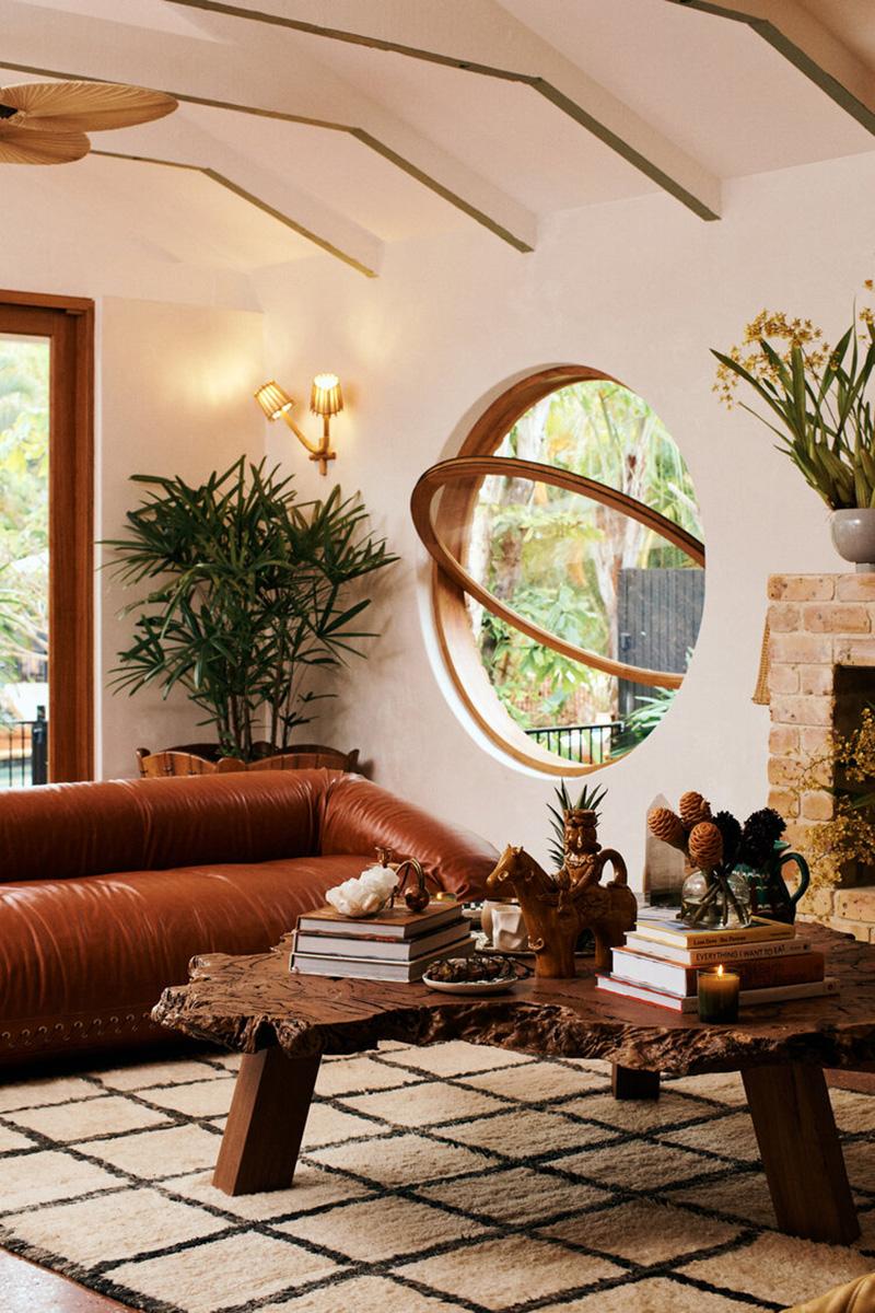 The Sunseeker, un hôtel vintage rétro à Byron Bay