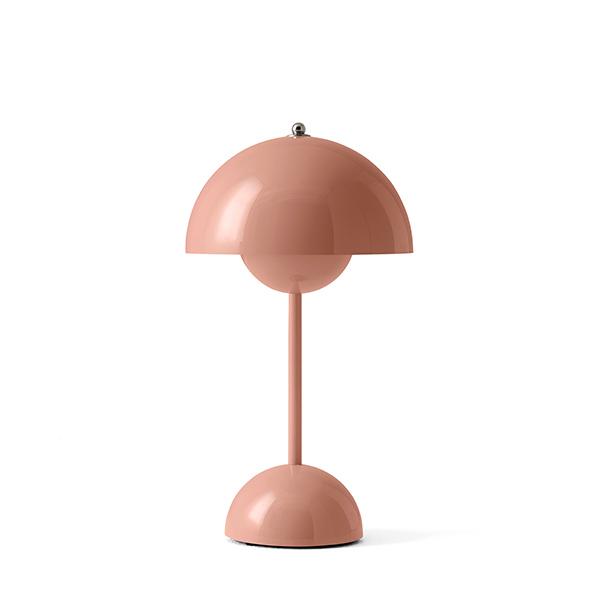 Lampe à poser sans fil, Flowerpot, design : Verner Panton pour &Tradition