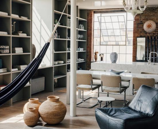 appartement par vincent van duysen Londres_3