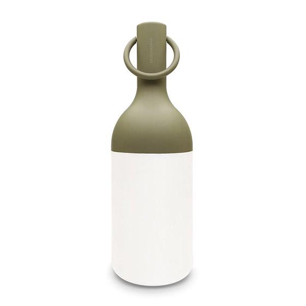 Lampe nomade d'extérieur, Elo, designn : Bina Baitel pour Fermob & DesignerBox