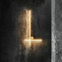 APPLIQUE COORDINATES, design : Michael Anastassiades pour Flos