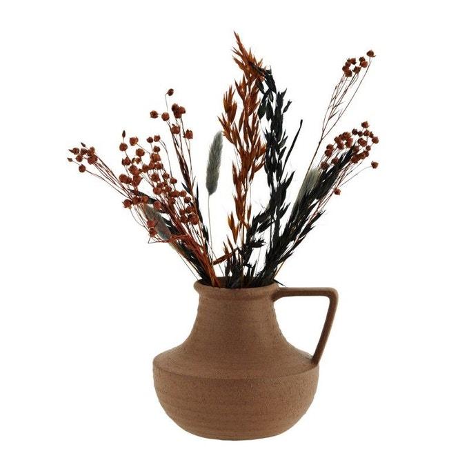 Vase style rustique en grès - Madam Stoltz