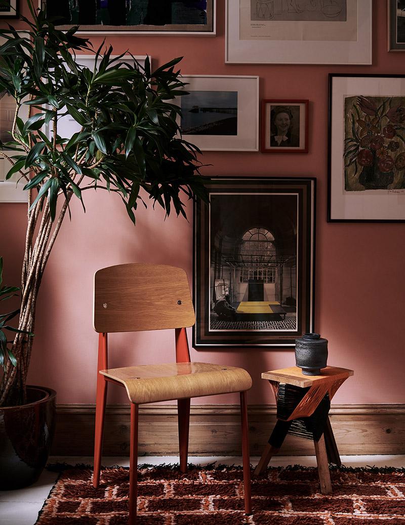 Mélanger plusieurs types d'art // L'intérieur de la styliste déco : Laura Fulmine