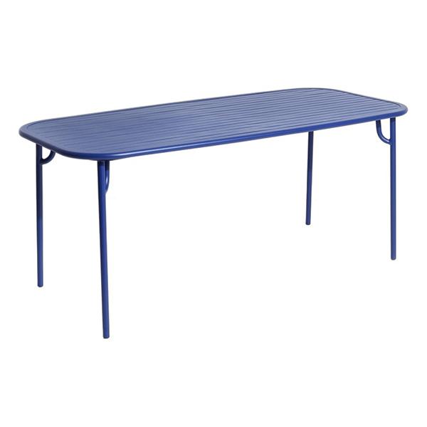 Table rectangulaire, Week-end, design : Studio BrichetZiegler pour Petite Friture