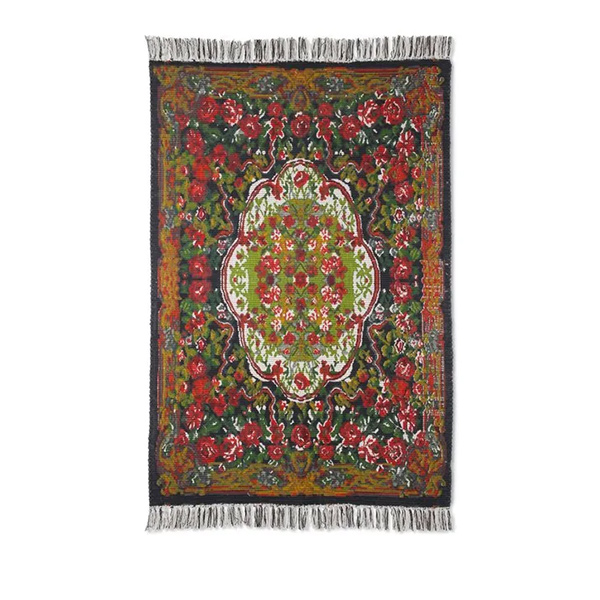 Tapis d'inspiration persane, Boord - Back to seventies pour la collection HK living 20/21