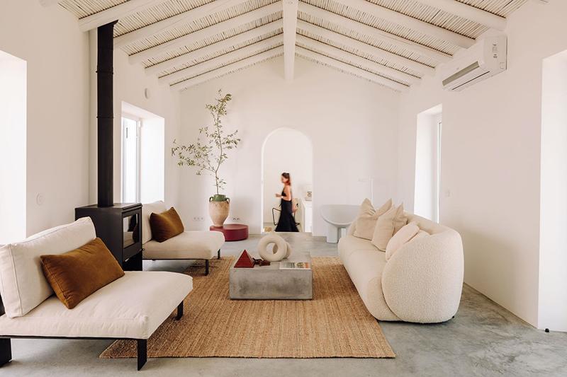 The Addresses, trois chambres d'hôtes minimalistes au Portugal