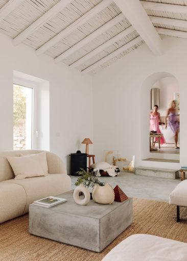 The Addresses, trois chambres d'hôtes minimalistes au Portugal - Chambre d'hôtes CASA UM, Tavira