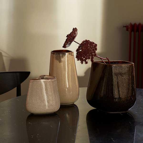 Vase, Collect SC67, design : Space Copenhagen pour &Tradition