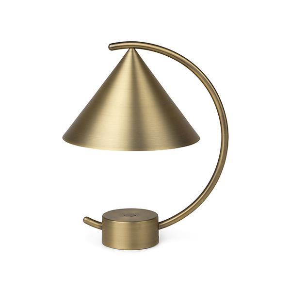 Lampe sans fil Meridian, design : Regular Company pour Ferm Living