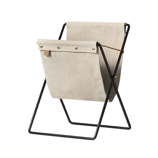 Porte-revues, Herman, design : Herman Studio pour Ferm Living