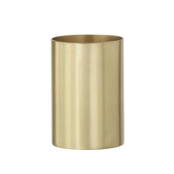 Pot à crayons, Brass, design : Trine Andersen - Ferm Living