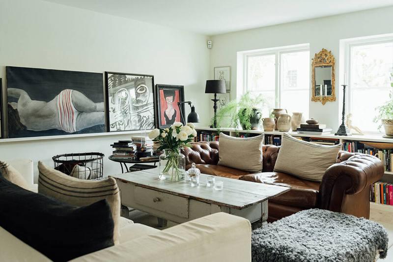 Une maison parfaitement lagom en Suède