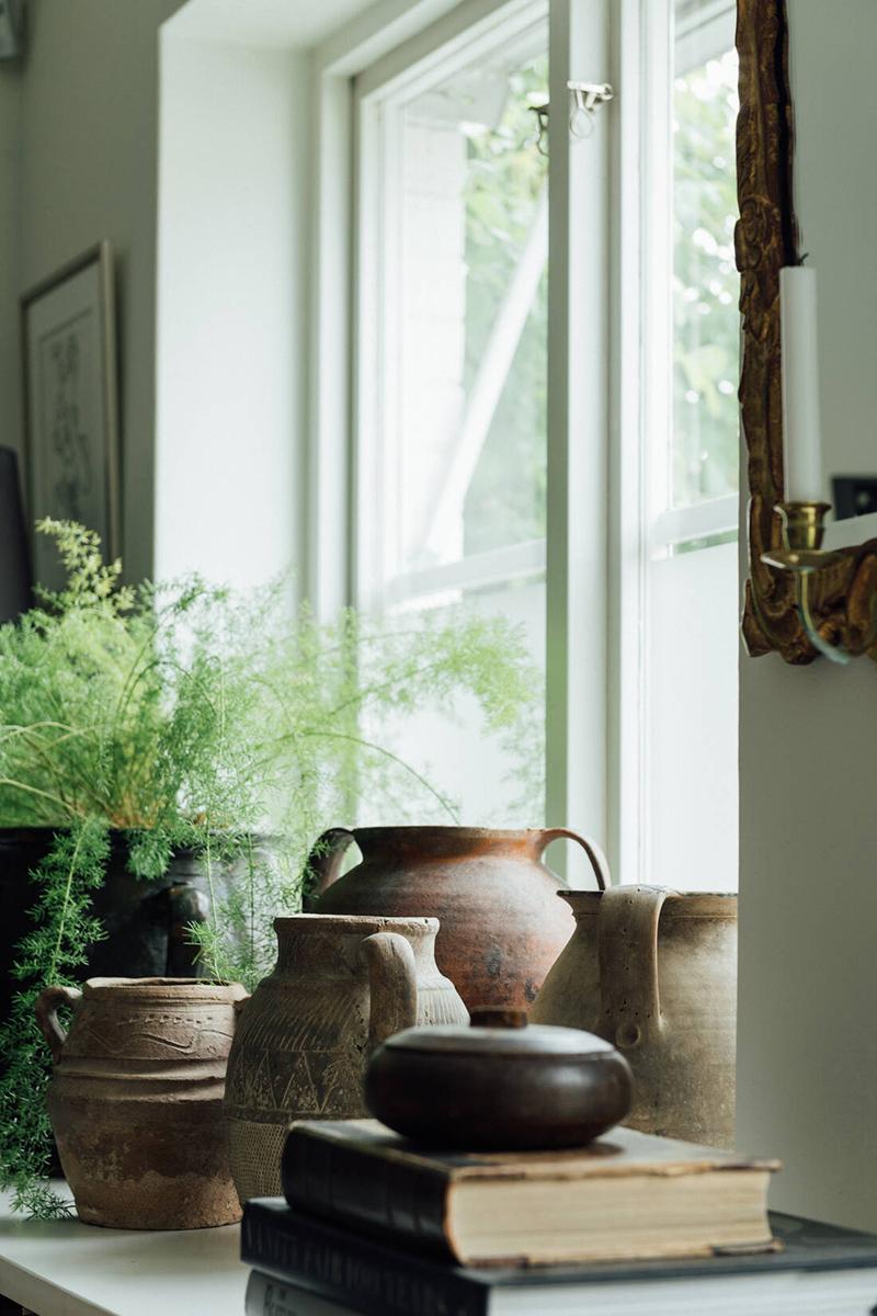 Une maison parfaitement lagom en Suède // La touche wabi sabi
