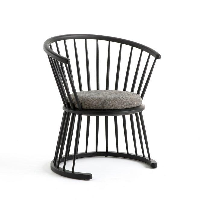 Fauteuil Raggi bas, design : E.Gallina - Ampm