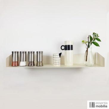 étagères murales sur mesure en métal, Delta - Essentia Mobilia