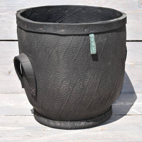 Panier en pneu recyclé - Cosy Chic Store sur Etsy