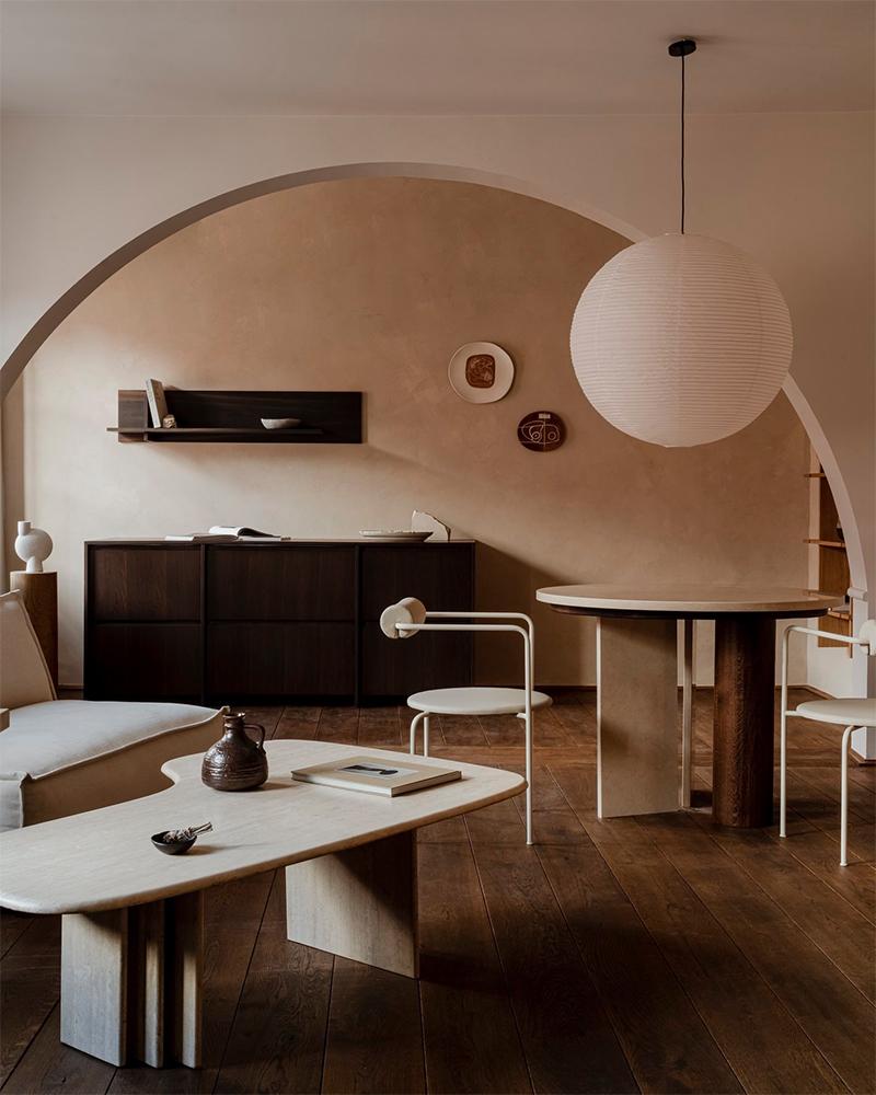 Case Study, le nouvel espace de FRØPT studio, une marque polonaise qui conçoit des façades durables pour mobilier ikea