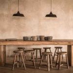 Hôtel Scorpios à Mykonos, une ode aux tonalités de brun