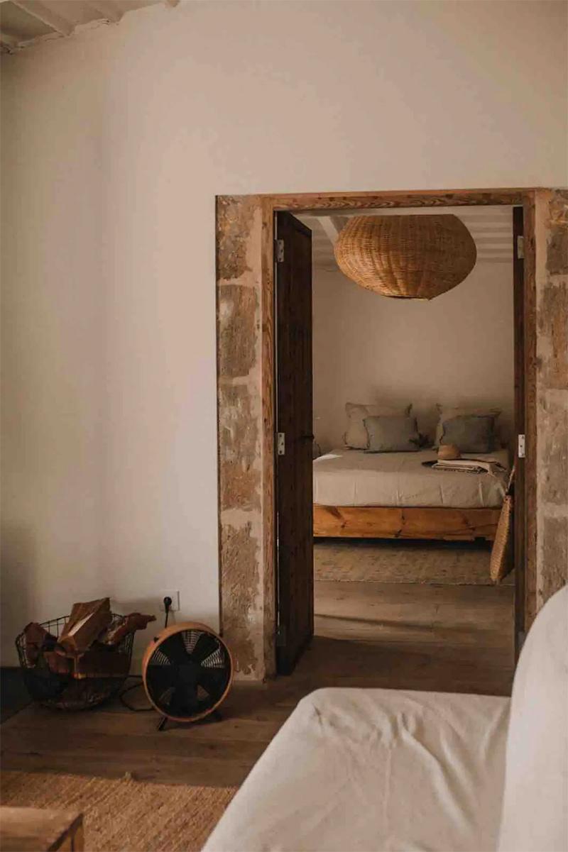 SA Caseta, une maison d'hôtes boho à Majorque