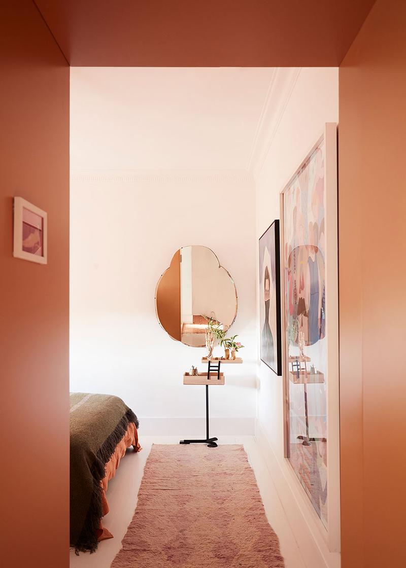 Un petit appartement bien pensé et ultra déco par YSG // Ouvrir l'espace