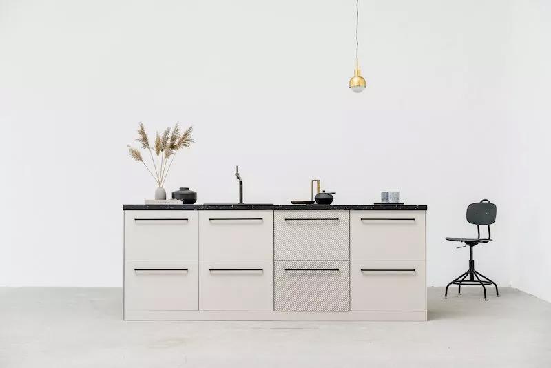 FRØPT studio, une marque polonaise qui conçoit des façades durables pour mobilier ikea // Collection Terra