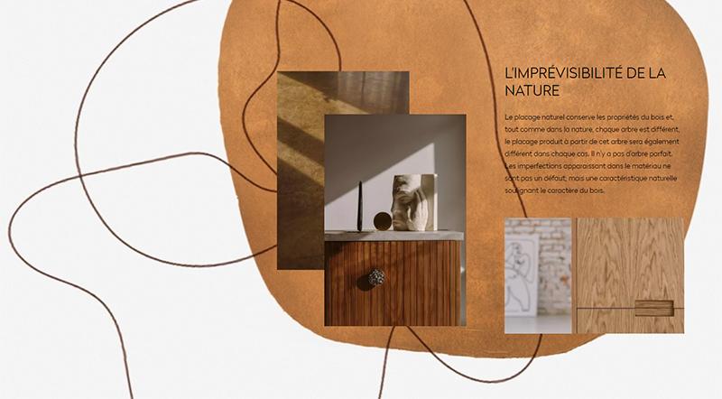 FRØPT studio, une marque polonaise qui conçoit des façades durables pour mobilier ikea