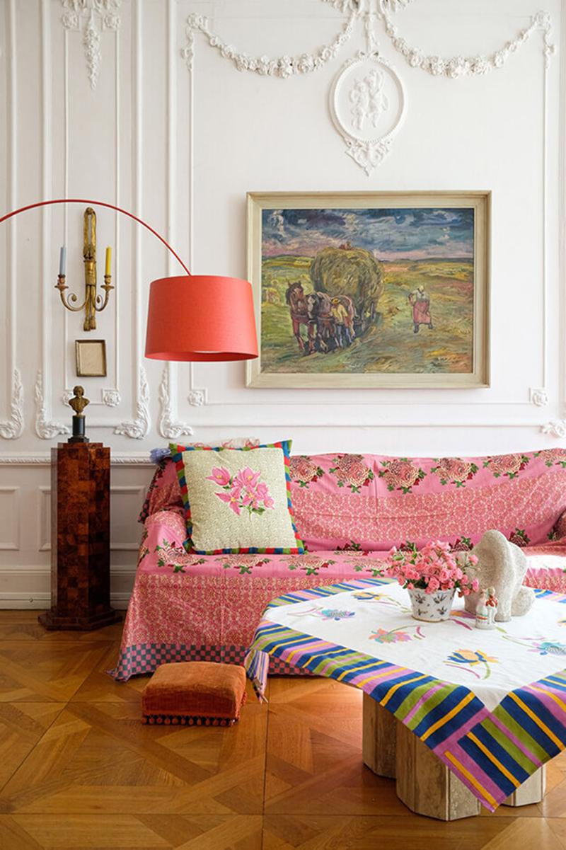 Agence Heroldian Art - HAC pour Lisa Corti