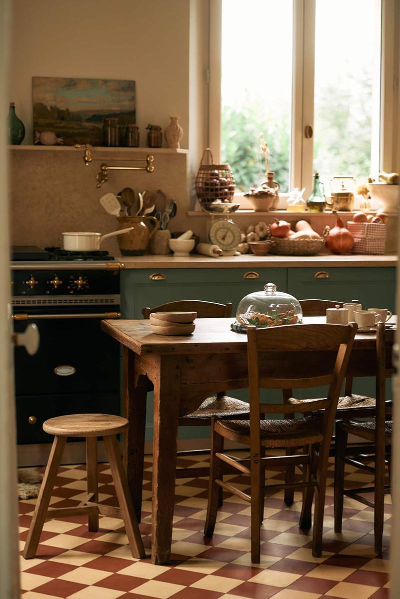 La maison normande de Miss Maggie, alias d'Héloise Brion par Zara Home