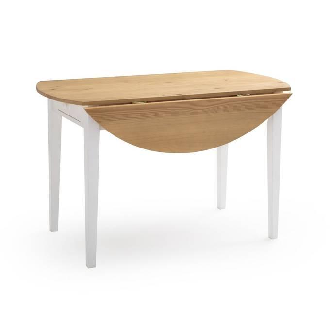 Table à manger 2 tiroirs, 4 à 6 couverts, Alvina sur La Redoute Intérieurs