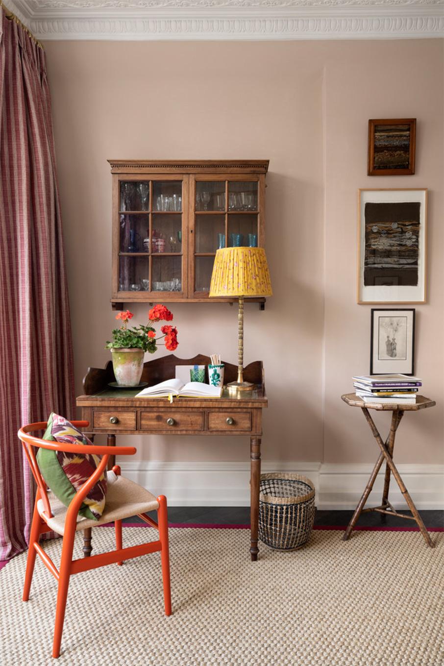 Design intérieur :Jessica Buckley - Projet : London family home