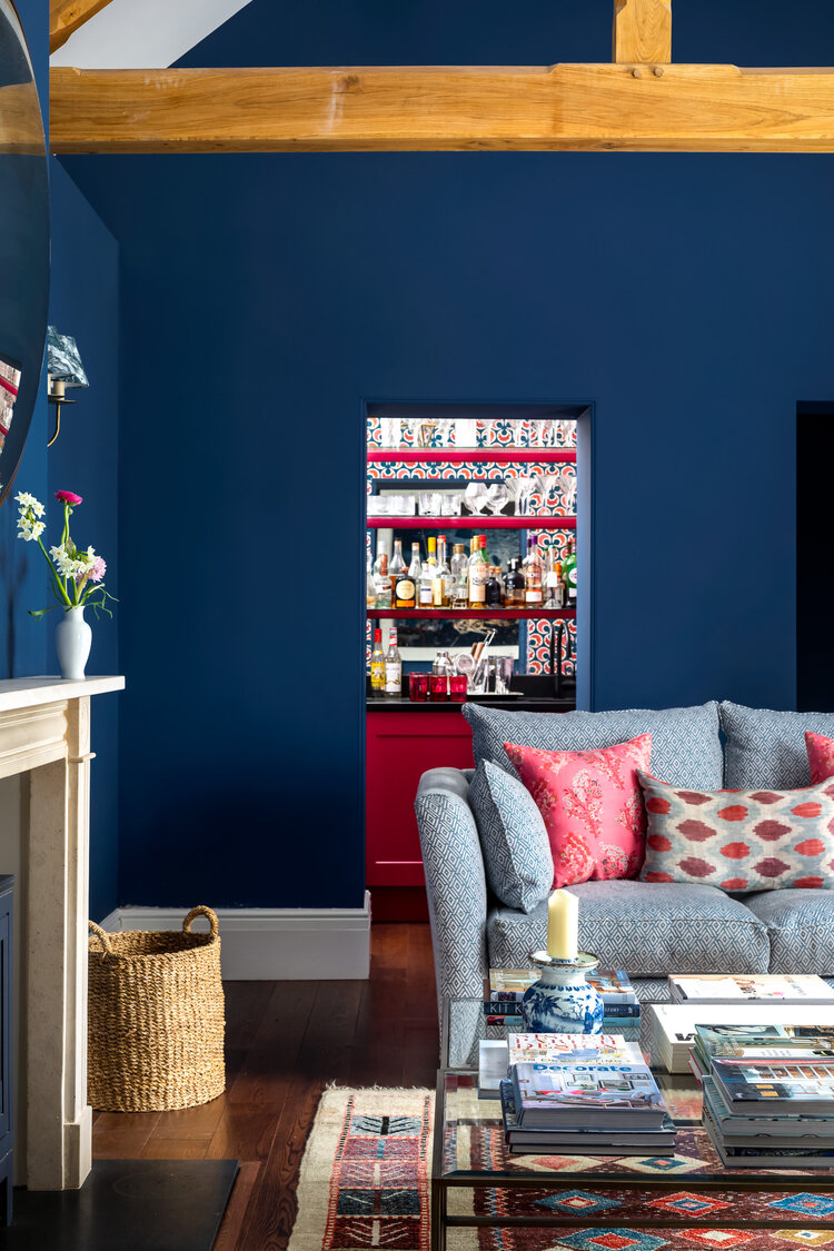 Design intérieur : Jessica Buckley - Projet : Cheltenham family home