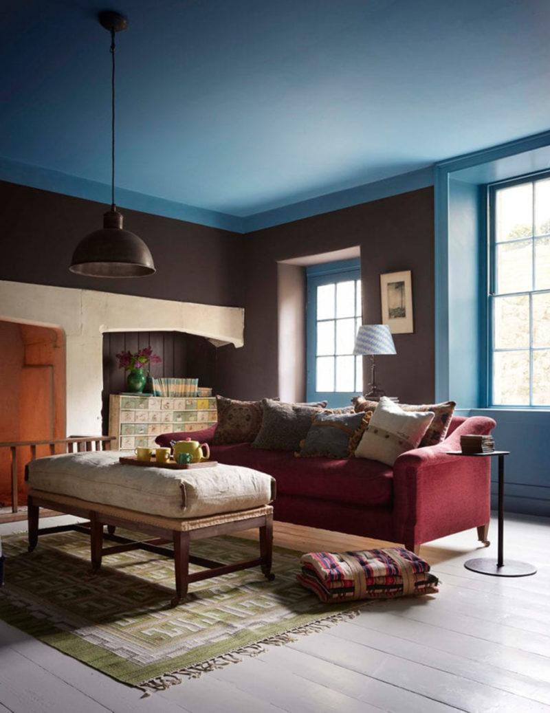 Design intérieur : Nicola Harding - Projet : Somerset place bath