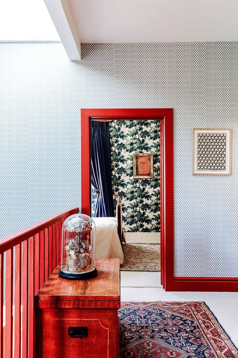 Design intérieur : Susan Deliss - Projet : Jeremy Langmead hous