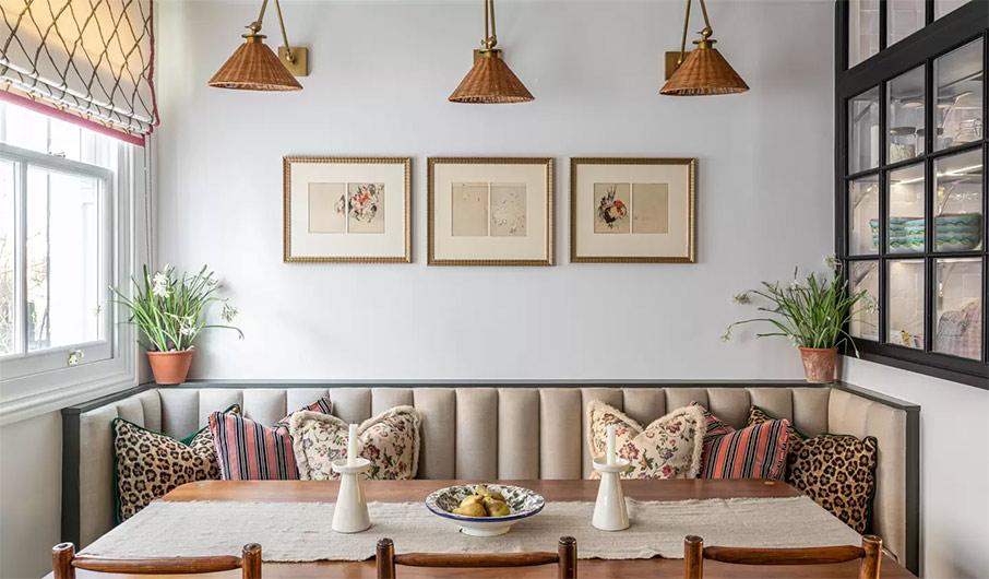 Design intérieur : Barlow and Barlow - Projet : Notting Hill townhouse