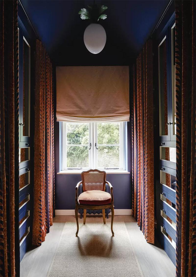 Design intérieur : Beata Heuman - Photo : Paul Massey