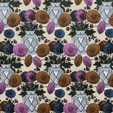"Nouvelle collection ""Tutti Fiori"", studio Lisa Bengtsson // Motif Habibi"